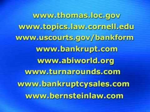 Bankruptcy resources-Legal Helpers bankruptcy Law