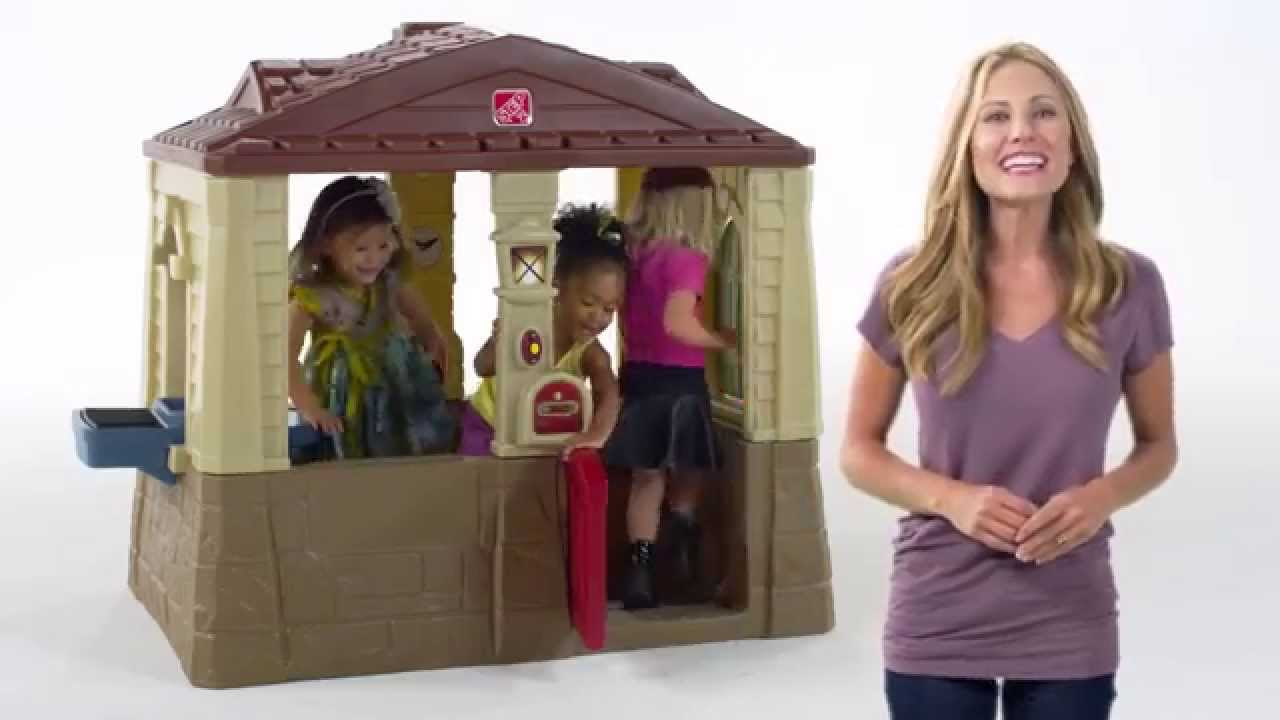 step2 neat and tidy cottage 2 youtube rh youtube com little tikes neat and tidy cottage pink