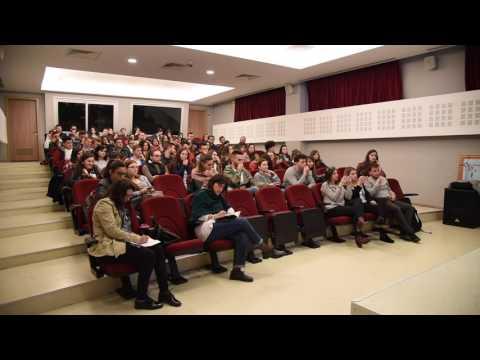 """Leksion i Hapur_ Prof. Robert Kote: """"Tirana, dje dhe sot..."""""""