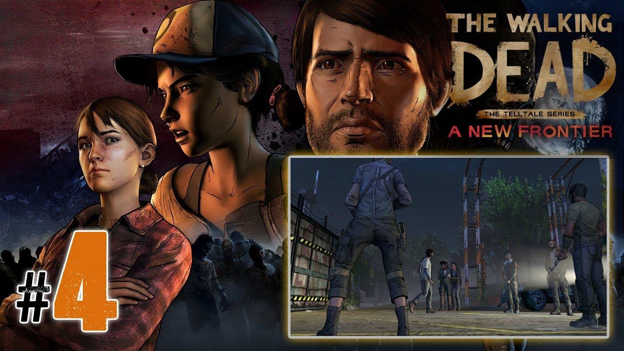 """Let's Play: The Walking Dead NF odc. 4 – Epizod II [1/2] – """"Francine"""""""