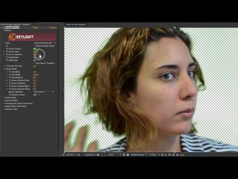 Adobe After Effects CC 2014 Green Screen