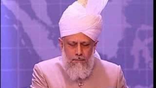 Khilafat Centenary Jalsa Salana USA - Concluding Speech -1/9