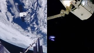 SpaceX CRS-16: Dragon capture