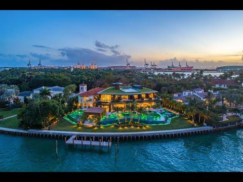 22 Star Island Drive • Miami Beach • DHS