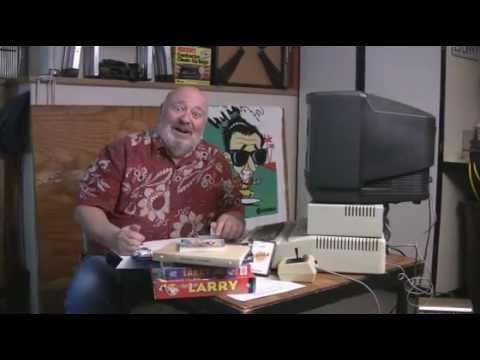 Make Leisure Suit Larry come again! Al Lowe kickstarter (2012)