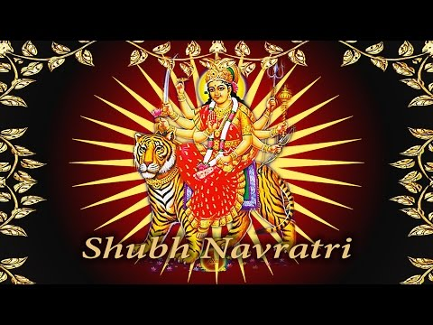 Happy navratri 2016 -whatsapp video-wishes,greetings,Sms,Sayings,Quotes,Animation, E-card-[day-1]