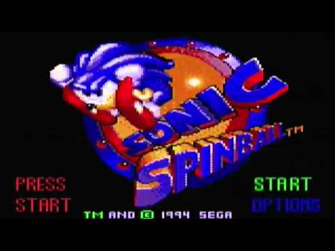 Let S Play Sonic Spinball Game Gear Bonus Cheat Codes With Karma Youtube