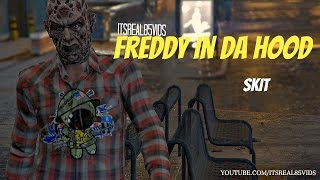 FREDDY KRUEGER IN DA HOOD: GTA 5 SKIT