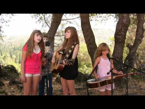 Calling All Angels - Anderson Family Bluegrass