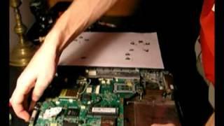 LG - R405 S (Ремонт видеокарты в домашних условиях)(, 2010-12-04T17:28:45.000Z)