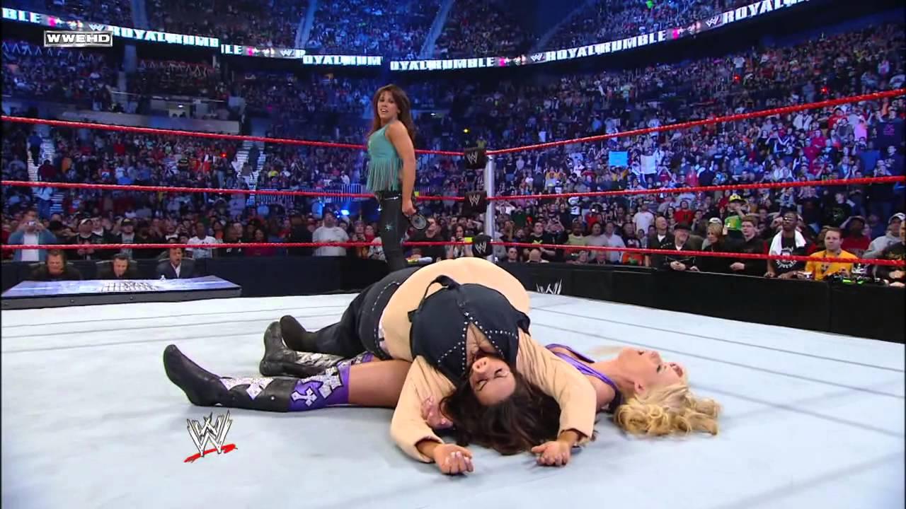 Wrestler of the Week: Michelle McCool - RondaRousey.com