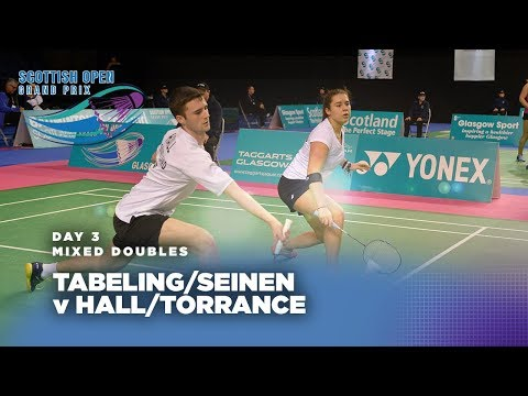 Scotish Open 2017 | Hall/Torrance v Tabeling/Seinen