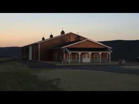 Steve's Farm Building