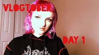 Vlogtober Day 1 : Spending the Day With SoapBoxClothing, Thrift Haul and More !