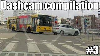 ???????????? Dashcam compilation #3