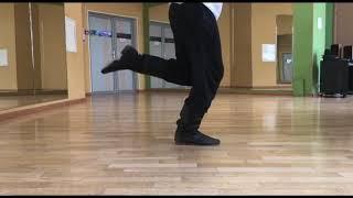 Народные танцы. Танцы онлайн.  Урок 12. Молоточки Самопляс.