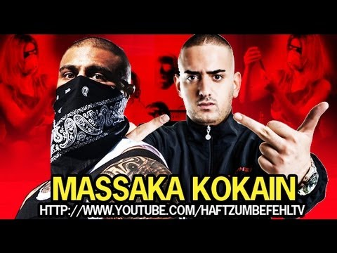 Massiv ft. Haftbefehl - Massaka Kokain   (OFFICIAL VIDEO)