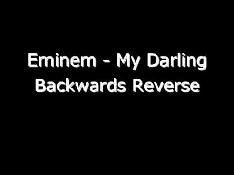 Eminem My Darling Backwards Reverse Hidden Message ?