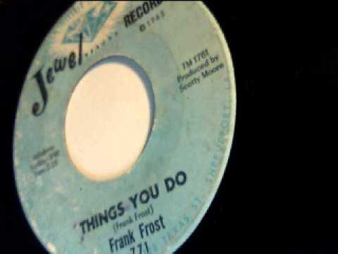 things you do - frank frost - jewel 1966