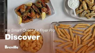 The Smart Oven® Air | Air frying and more in our largest oven yet | Breville USA