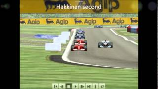 F1 Challenge: 2001 European Grand Prix Highlights