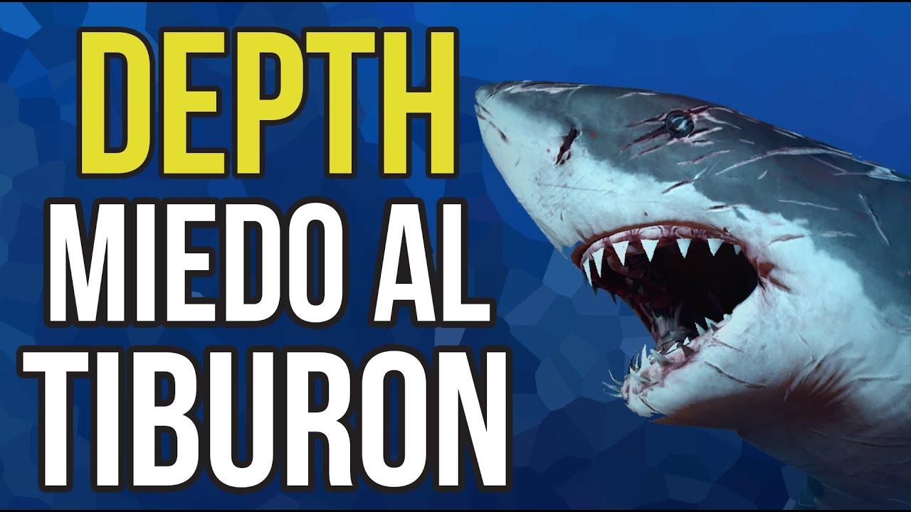 Depth Miedo Al Tiburon Youtube