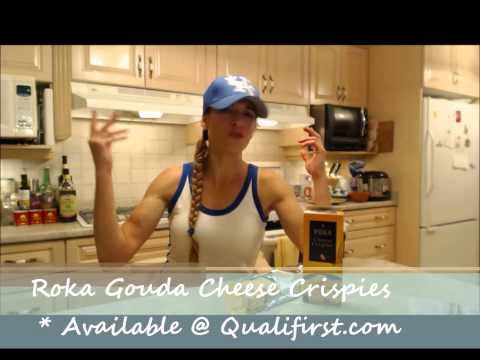 Roka Gouda Cheese Crispies: What I Say About Food