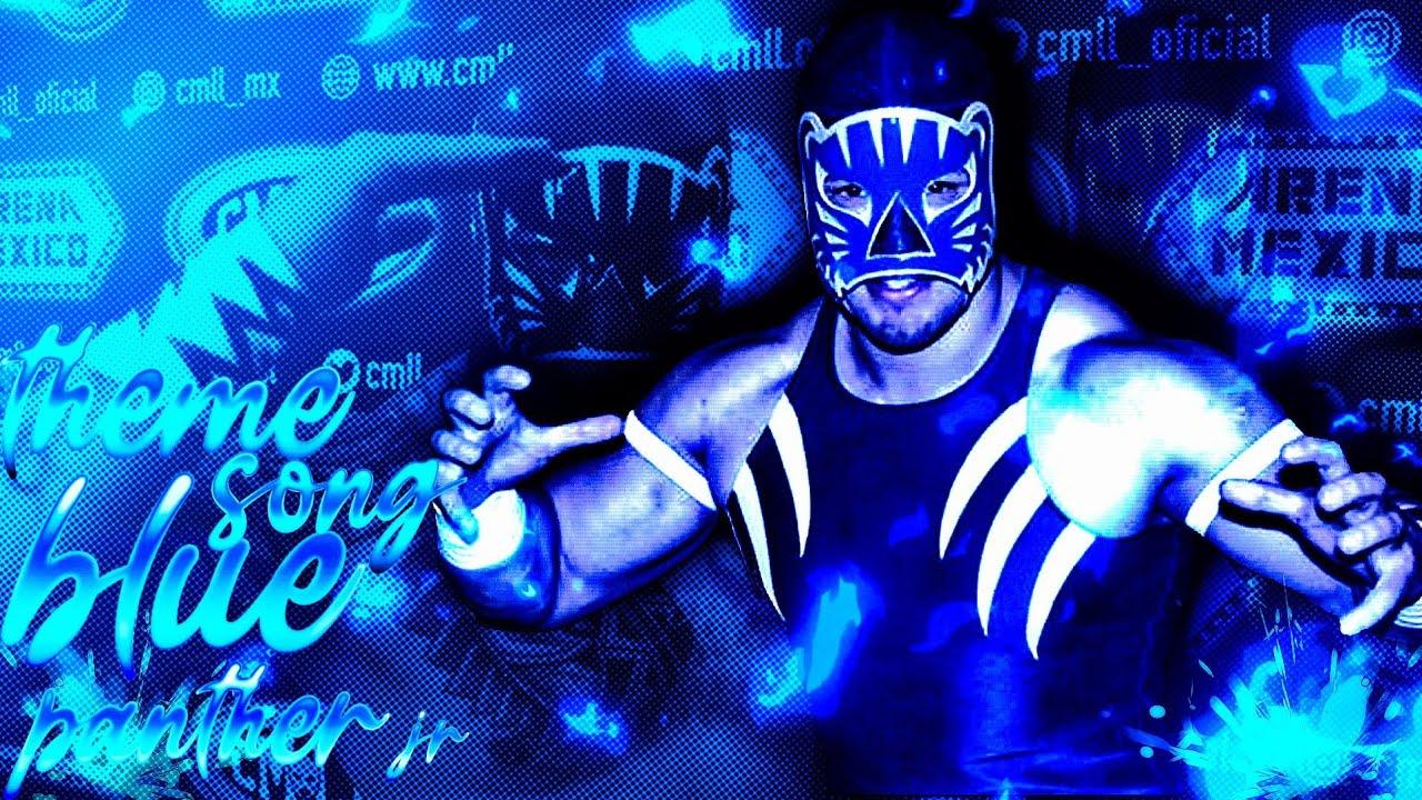 CMLL: Blue Panther Jr. ▶️ Theme Song (La Puerta Negra)