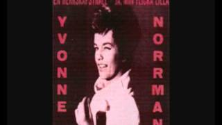 Yvonne Norrman Ja min lilla flicka (Yes My Darling Daughter) 1963