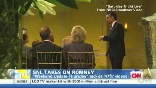 Mitt Romney SNL