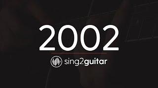 2002 (Acoustic Guitar Karaoke Instrumental) Anne-Marie