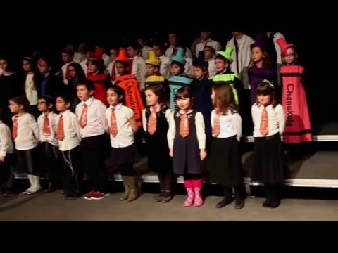 Akiva Academy Chanukah Play 2015