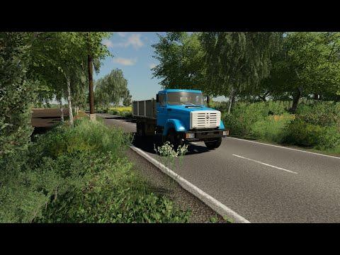 ZIL 45065 Farming Simulator 19