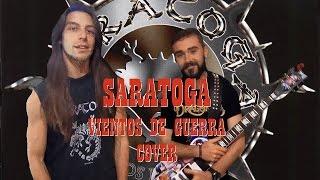 SARATOGA - VIENTOS DE GUERRA (Cover guitarra y voz)