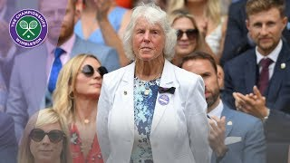 Ann Jones looks back on 1969 Wimbledon triumph