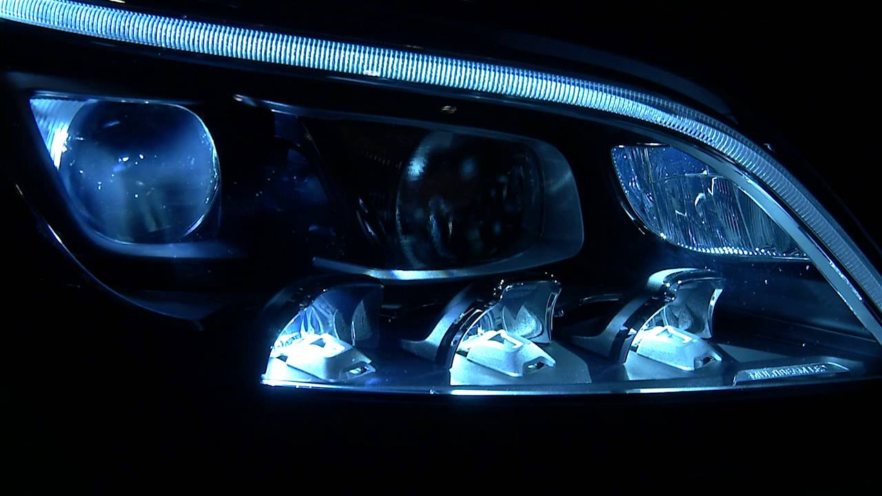 Advanced Automotive Lighting Solutions