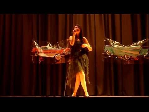 Winton Middle School Talent Show 2013 - Angelica Avina - Ya Lo Se - 13