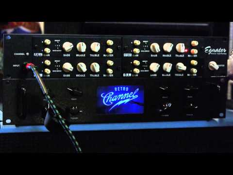 Retro Channel Power Amp With Egnater Pre