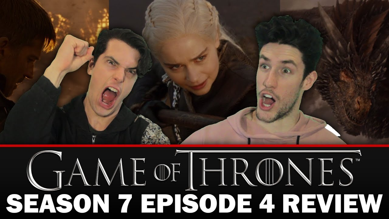 """Download GAME OF THRONES: Season 7 Episode 4 """"The Spoils Of War"""" Review"""