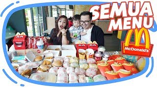 Download Video BELI SEMUA MENU DI McDonald's McD !! #BORONG MP3 3GP MP4