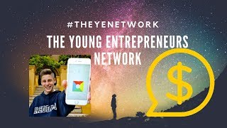 the young entrepreneurs network16 year old dropout is ceo of company potentially worth millions