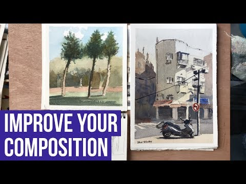 Improve Your Composition | Painting and Drawing