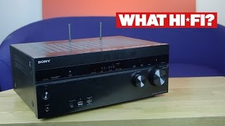 Sony STR-DN1060 AV receiver - first look