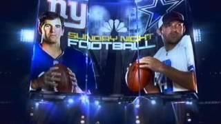 Carrie Underwood Sunday Night Football Open
