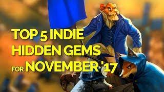 Baixar Top 5 Indie Game Hidden Gems - November 2017
