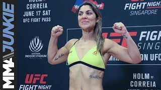 UFC Fight Night 111 weigh-in highlight thumbnail