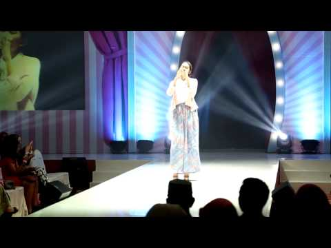 Alika - Aku Pergi (live) Event Hijabella