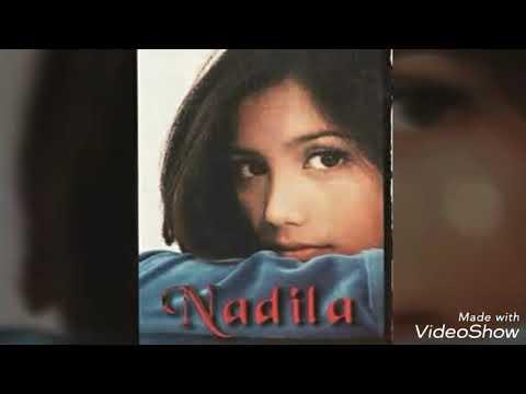 Nadila - Senja Semakin Merah - Album Jangan Tinggalkan Aku 1997 (photo slideshow by Anggaaramadhan)