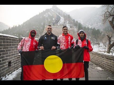 Aboriginal AFL Academy tours China - Episode 1 - Australia Plus