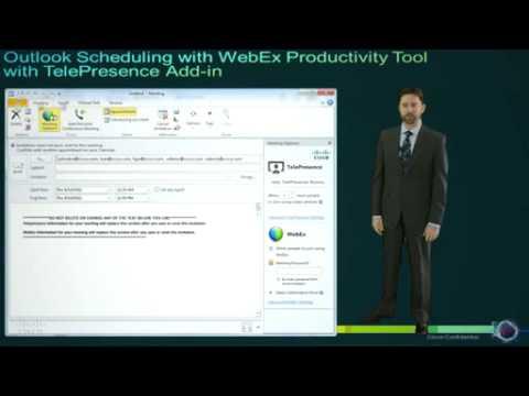 Cisco TelePresence and WebEx